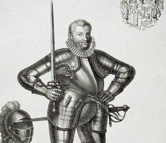 Bildnis Ernst-Friedrichs von Baden-Durlach